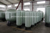 Industrial Water TreatmentのためのPE Liner Pressure FRP Tank Vessel 713