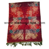 2017 Dame Fashion Jacquard Scarf