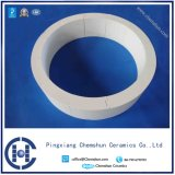 Constructeur Engineering Alumina Ceramic Lining Pipe pour Abrasion Maintanance