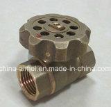 Магнитный Lockable латунный шариковый клапан (Fv-01)