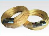 Fil rond d'alliage de cuivre pour le fil creusé par transmission