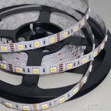 12V/24V de Flexibele RGB LEIDENE van gelijkstroom SMD5050 Strook van uitstekende kwaliteit 60LEDs/M