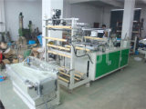 Ultrasonic Welding를 가진 의복 Bag Making Machinery