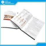 Libro manuale variopinto di stampa in offset di alta qualità