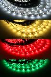 SMD2835 LED 선택을%s 60LEDs/M를 가진 구부릴 수 있는 밧줄 빛, DC12V 및 백색 또는 빨강 또는 파란 또는 녹색