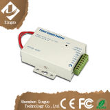 C.C. da fonte de alimentação da modalidade do interruptor, baixa ondinha branca da saída e fonte de alimentação do ruído 12V 3A