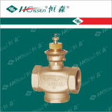Válvulas motorizadas Df/F-05 del nivel de la alta calidad