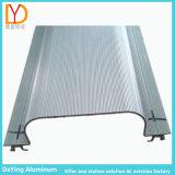 Extrusion en aluminium de profil d'usine de couleur en aluminium d'Anidozing