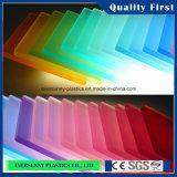 Lamiera sottile acrilica/acrilica di alta qualità di Material/3mm dell'acrilico