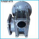 Nmrv075 Gusano de caja de cambios del motor de salida de brida