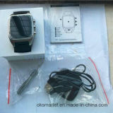 """X01 o relógio esperto Mtk6572 dual a câmera GPS PK Zgpax S8 de Bluetooth 3G WiFi do Android 4.4 do cartão do GB SIM do RAM 4 do MB tela 512 do núcleo 1.54 da """""""