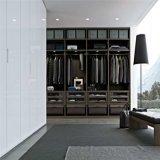 De moderne Houten Garderobe van de Melamine van 2 Deuren