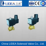 IP65 Brass 2 Way Solenoid Valve pour Water, Steam, Gasoline