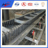 Ленточный транспортер для минирование, уголь погрузо-разгрузочной работы двойной стрелки профессиональный, цемент, электростанция