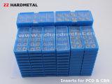 PCDは炭化タングステンの基板の挿入を挿入する