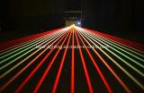 Equipo de la demostración de la luz laser de la animación del RGB con 100kHz
