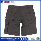 Leichte multi Taschenbeiläufige Mens-Arbeits-Kurzschlüsse (YGK112)