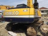 Bonne excavatrice hydraulique utilisée de Kobelco Sk200-3 à vendre