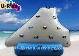 parede inflável da escalada de rocha do tamanho grande de 4.2m para o parque da água