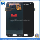 Touch DigitizerのSamsung Galaxy S7 G930f G930A G930V LCD Screenのための置換Parts