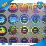 Holographic付着力の3DレーザーSticker