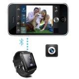 Il telefono mobile di Digitahi della manopola U8 della vigilanza astuta di salute con Bluetooth accetta l'OEM