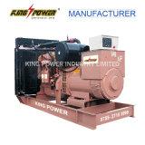 Generatore diesel silenzioso di potere di riserva Emergency 375kVA