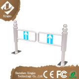 Price basso Automatic High Security Swing Barrier per Super Market Access Control