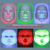 Лицевой щиток гермошлема терапией СИД светлый (M02)