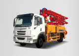 Concrete MixerのA8 New Technology Concrete Pump Truck
