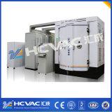 De sanitaire Machine van de VacuümDeklaag van het Tin van de Tapkraan van de Kraan van Waren Gouden, de Machine van de Deklaag PVD