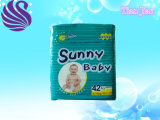 Magic Tape를 가진 최고 Thin Disposable Baby Diaper