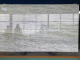 Сляб Gangsaw гранита реки белый для Countertop/верхней части тщеты