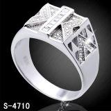 Anello dell'argento sterlina dei monili 925 di modo di alta qualità