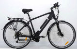 "28 "" 350W Middle Motor Stadt E-Bicycle (TDB08Z-2B2)"