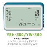 Rivelatore di buona qualità Pm2.5 per il video di qualità di aria dell'interno con alto esatto