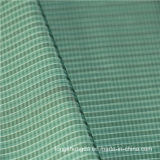сплетенная 40d ткань 100% полиэфира жаккарда Оксфорд проверки равнины шотландки Twill напольная (X045)