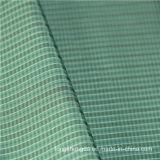 길쌈된 능직물 격자 무늬 평야 검사 옥스포드 옥외 자카드 직물 100%년 폴리에스테 직물 (X045)