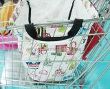Польза мешка тележки бакалеи супермаркета для выдвиженческого или покупкы
