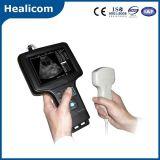 Machine portative de bonne qualité d'ultrason du vétérinaire Hv-6