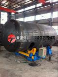 Selbst-Justierbarer Schweißens-Rotator der Werksverkauf-Dzg-10