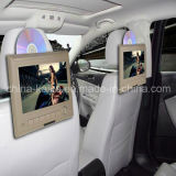 "Capacitive Touch Screen 10.1 ""Car Headrest Mount Portable DVD Player Touch Control"
