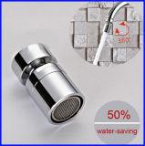 Pulvérisateur en laiton d'aérateur d'émerillon de gicleur de taraud de robinet d'aérateur de robinet de cuisine d'amorçage mâle