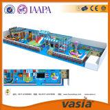 Cour de jeu d'intérieur de série d'Aqua de Vasia en vente bon marché