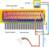 Calefator de água solar evacuado do tubo