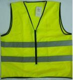 Veste reflexiva da veste da segurança da Elevado-Visibilidade do fabricante