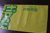 Изготовленный на заказ напечатанный логосом поли мешок упаковки