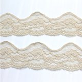 Ajustes del cordón del estiramiento del ganchillo para la ropa interior y la ropa interior