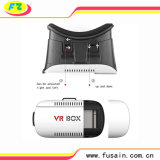 стекла шлемофона стекел 3D Vr фактически реальности телефона коробки 3D Vr