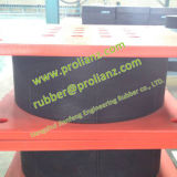 Blei Core Rubber Bearing für Bridge nach Nigeria